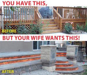 consider your options needs for your backyard getaway