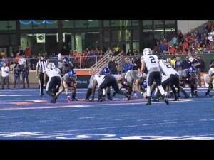 Boise State vs. BYU Highlights