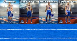 Boise State banners