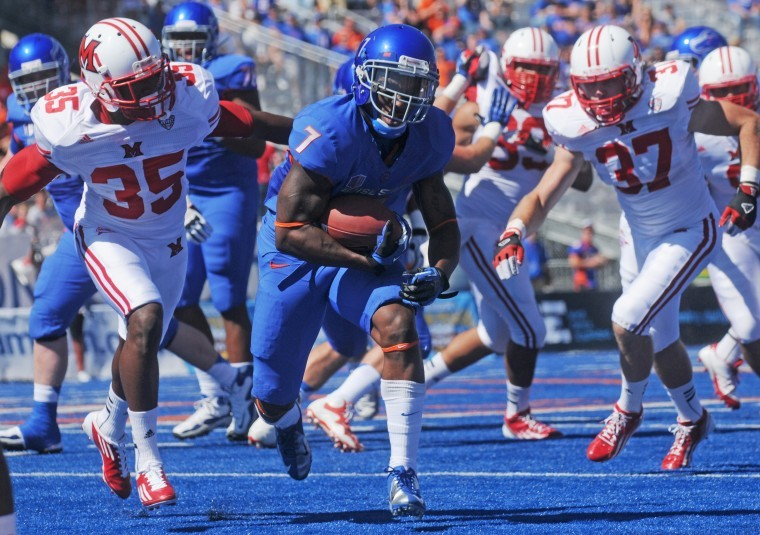 Boise State vs. Miami (Ohio) Football