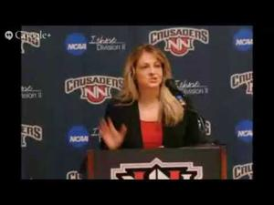 VIDEO: Northwest Nazarene names Kelli Lindley as the new Director of Athletics.