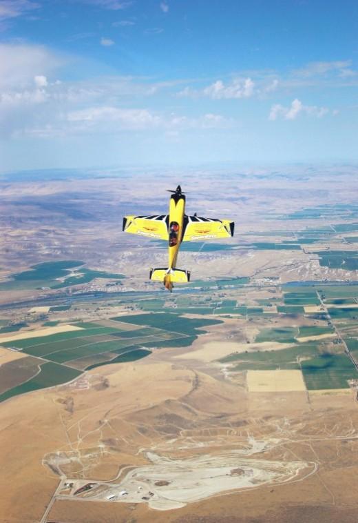 Stunt pilot essay