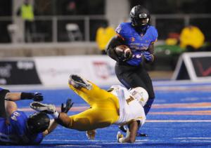 Boise State Vs. Wyoming (copy)