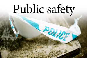 Top story Public safety