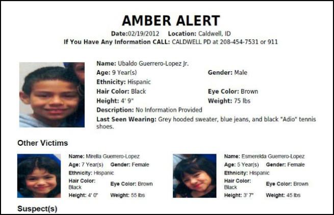 news amber alert issued utah