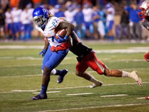 Boise State vs. New Mexico Highlights