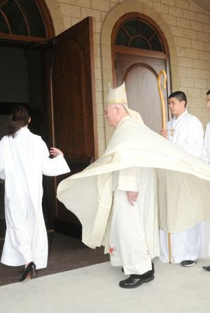 St. Paul dedication