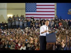 VIDEO: President Obama at Boise State