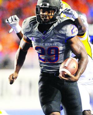 Boise State vs. Southern Miss Football