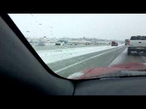 Traffic accidents on I-84