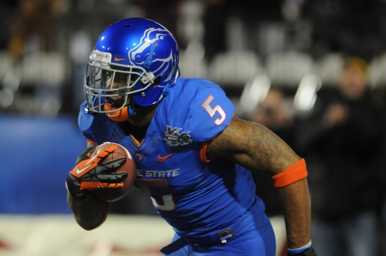 Dolphins select Boise State CB Jamar Taylor 54th overall