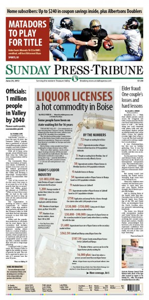 Idaho Press-Tribune: News