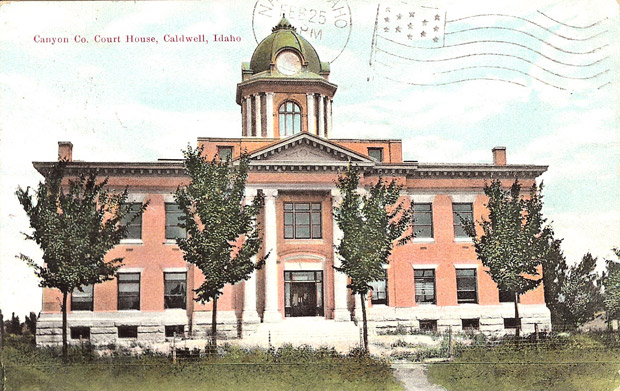 Canyon County Courthouse