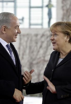 Netanyahu: Israel will keep settlement corridor