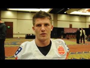 Corey Bell Fiesta Bowl Media Day Interview