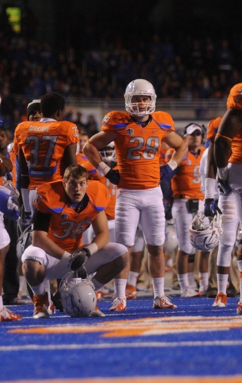 Boise State vs. San Diego State football