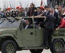 Hugo Chavez coffin parades past Venezuela's ills