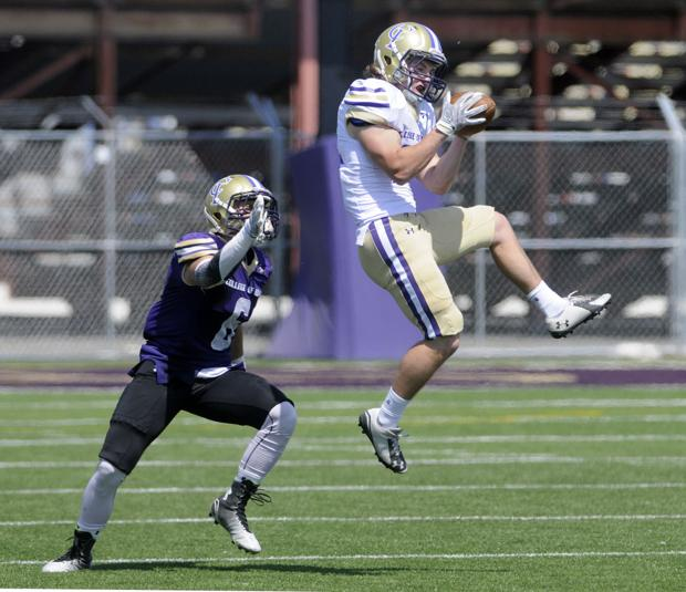 College of Idaho spring football game