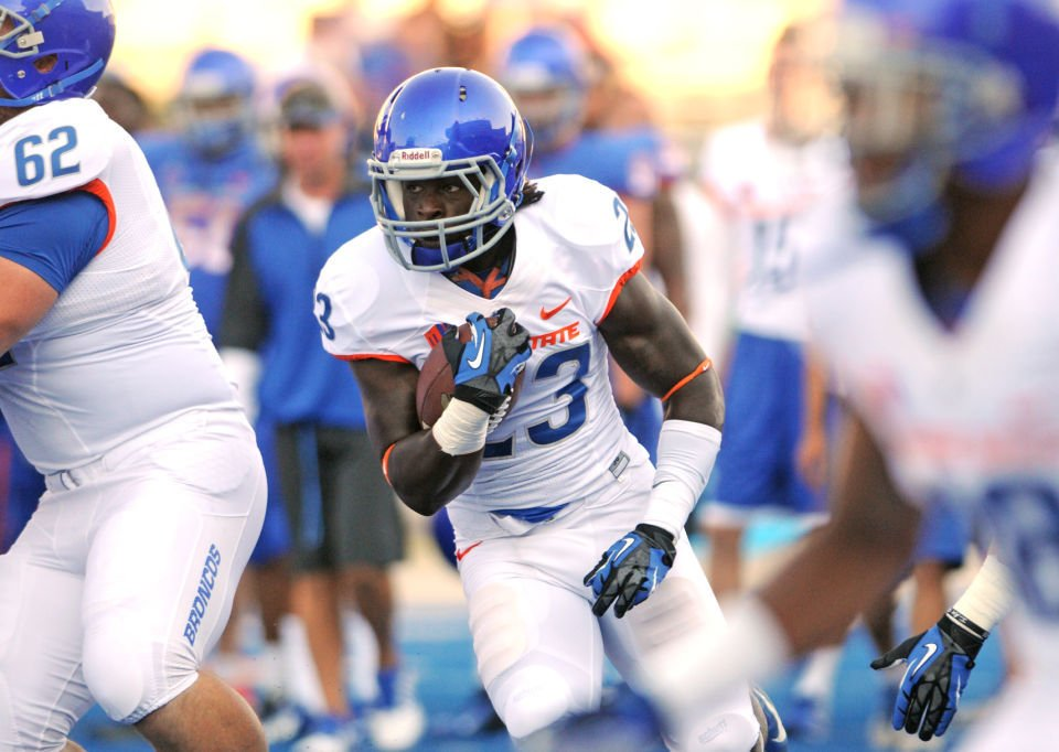 Boise State Football Scrimmage