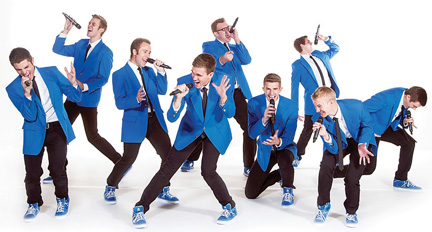 Vocal Point to perform: A cappella BYU ensemble to sing Feb. 14 at Bear Lake Middle School ...