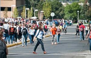 BYU-I students