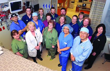 "<p class=""p1""><span class=""s1"">Pictured are members of Portneuf Medical Center's staff who helped Intermountain Donor Services secure the donated organs of</span> <span class=""s2"">Peyton Rindlisbaker, one of</span> <span class=""s1"">the two Grace School District students who died recently in motor vehicle accidents. </span></p>"