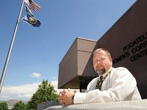 Jim Woolf, Warden at Pocatello Women's Correctional Center