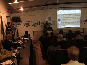 <p>An El Niño workshop was held on Nov. 17 to inform residents.</p>