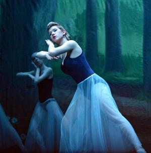 """Livermore School of Dance Jazz Companies and Le Tableau Magnifique Ballet Company performed """"Into the Woods and Out of the Storybook"""" at the Bankhead Theater. The program featured classical and contemporary styles of ballet, jazz, hip hop, tap, musical theater, and contemporary dance (Photos - Doug Jorgensen)."""