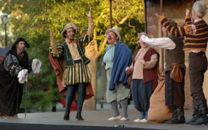 Shakespeare in the Park 6-29-14 0829