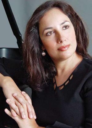Tamriko Siprashvili to perform with friends.