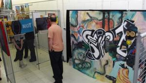 LVCP Urban Art Showcase