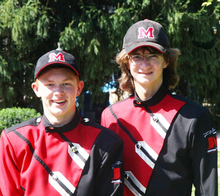 Madison band students to embark on tag day fundraiser for James madison pets
