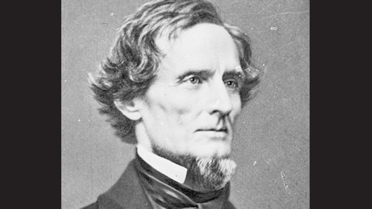 'Jefferson Davis' hanging on, but for how long?
