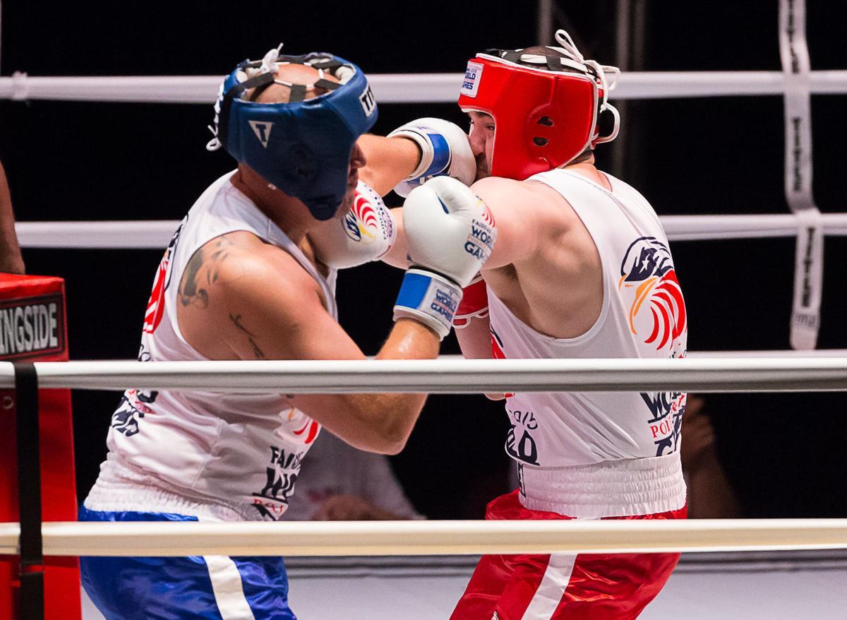 boxing game tonight
