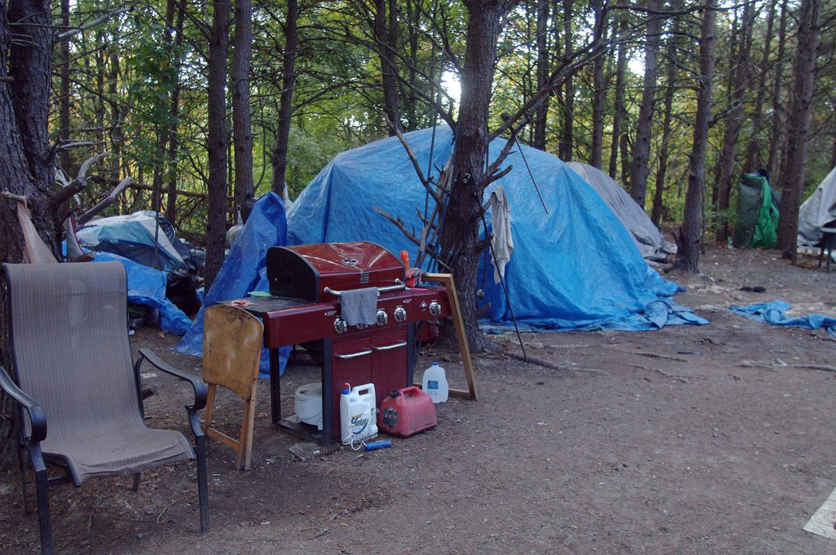 Dale City homeless camps in jeopardy? | Headlines ...