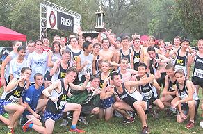 O'Connell, Washington-Lee runners win rainy county meet ...