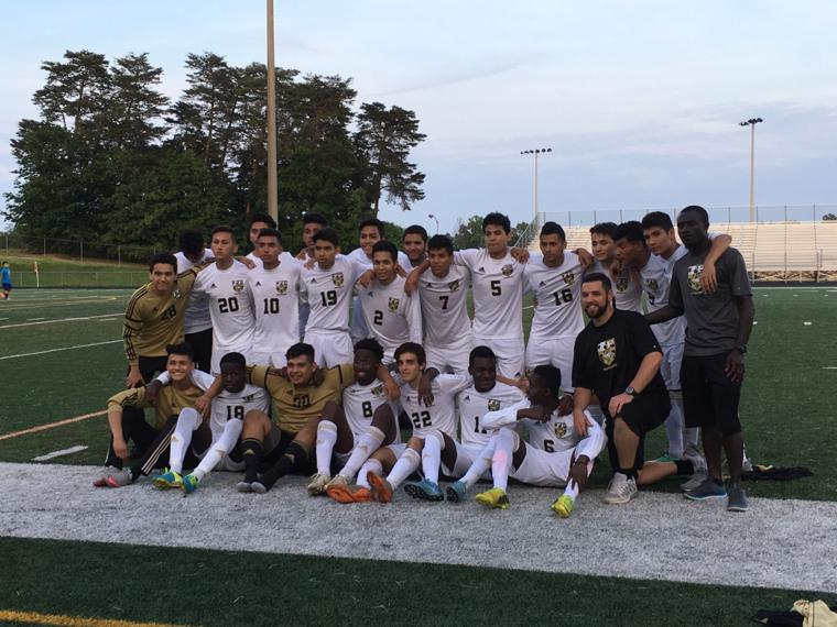 Freedom boys soccer wins first-ever conference tournament ...