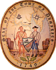 Dumfries town seal