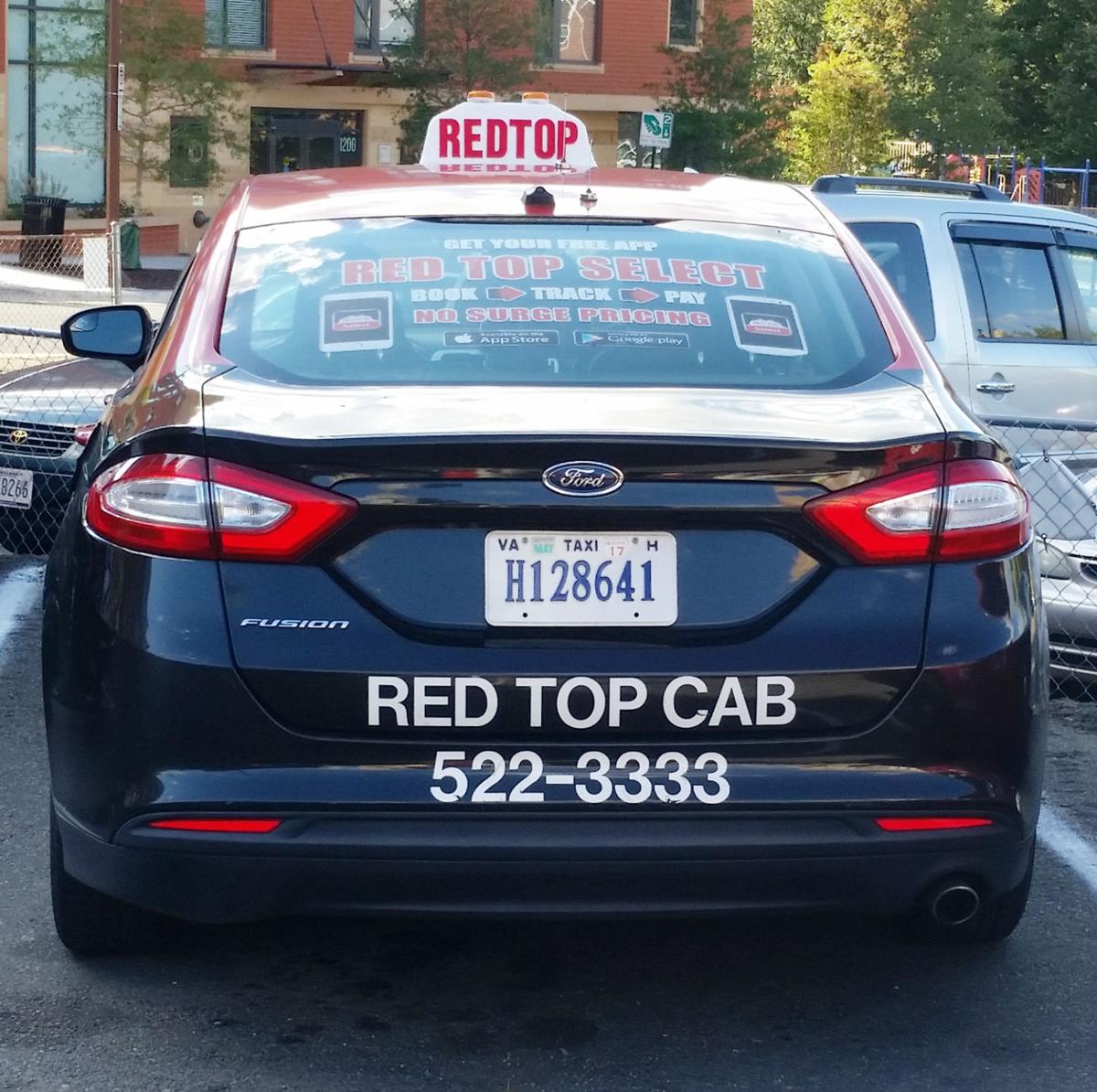 after review cab company allowed to keep back window decals arlington. Black Bedroom Furniture Sets. Home Design Ideas