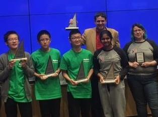 McLean students earn first place at Mathcounts state competition