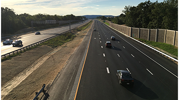 I-66 widening complete in Prince William County