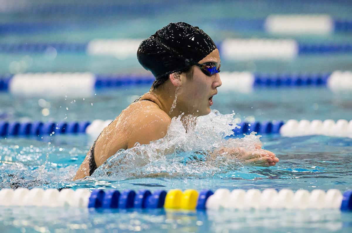 Arlington Swim Slideshow Sports