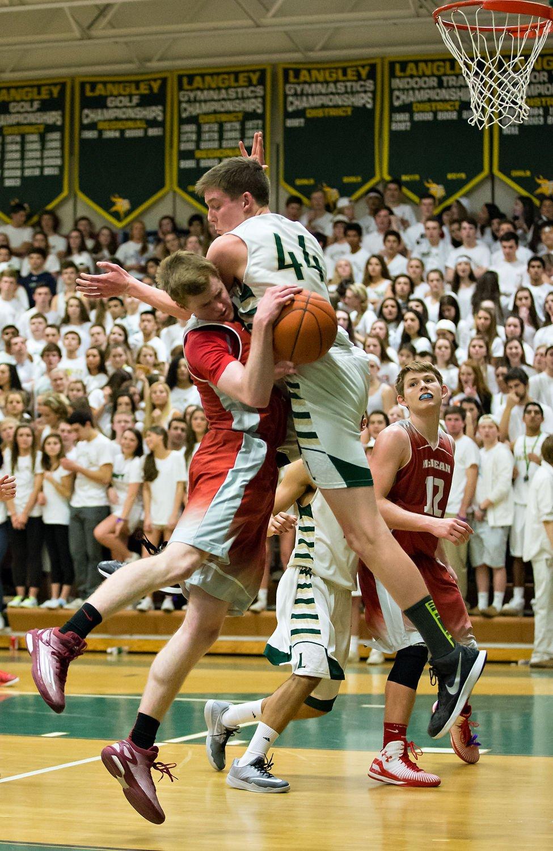 Slideshow: Langley vs. McLean boys basketball game   Basketball   insidenova.com