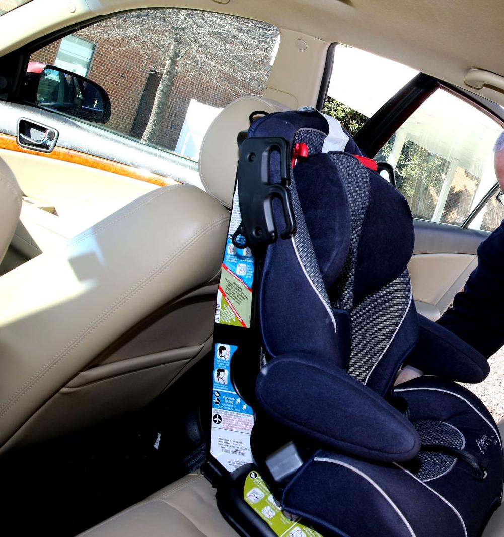 stafford car seat distribution installation set for may 13 news. Black Bedroom Furniture Sets. Home Design Ideas