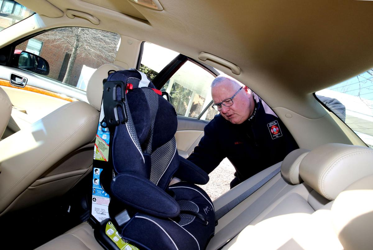 prince william county fire and rescue department offers car seat checks visits with santa dec. Black Bedroom Furniture Sets. Home Design Ideas