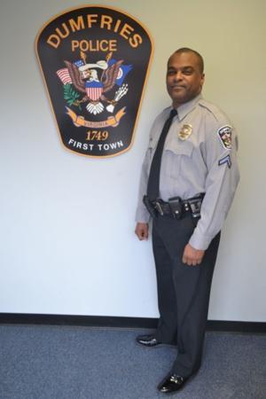 Dumfries police uniforms