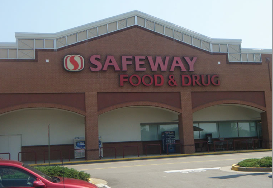 Safeway Woodbridge