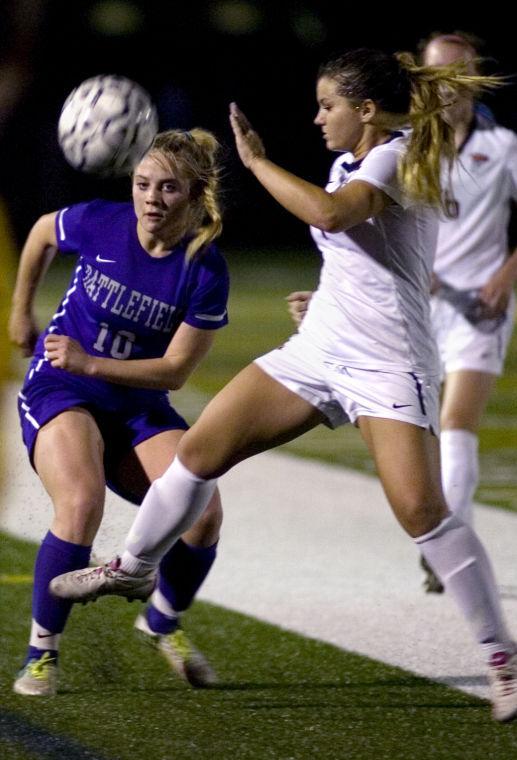 nokesville girls Kettle run high school girls jv soccer vs john handley hs kettle run high school 7403 academic ave nokesville, va 20181 (540)422-7344.