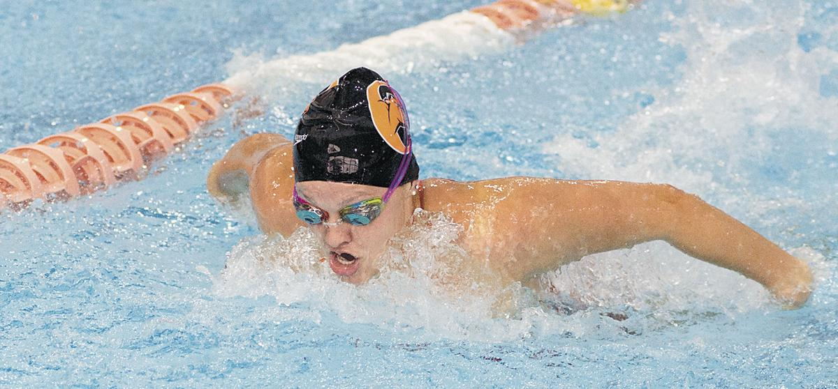 Rays Veteran Swims For Division I Campbell In North Carolina Stafford